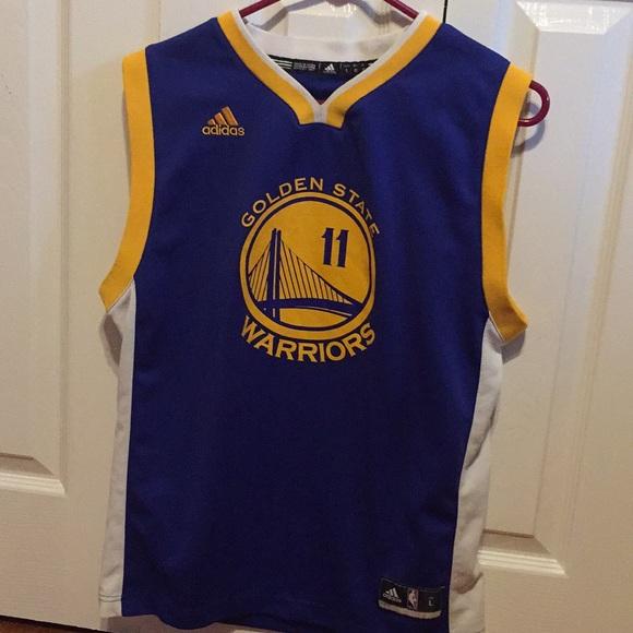 864588e6 adidas Other | Klay Thompson Warriors Jersey | Poshmark
